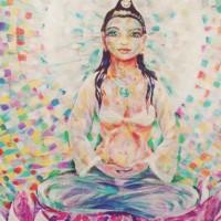 Grembo  e Compassione - Chiamare Kuan Yin , 'Colei che Ascolta i Suoni del Mondo'